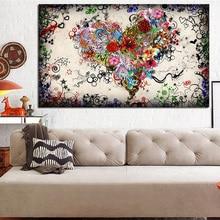Home Canvas Picture Oil