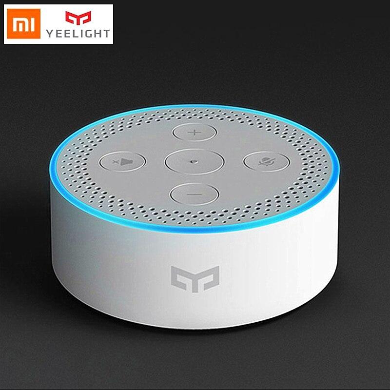 Yeelight xiaomi smart AI Bluetooth haut-parleur mi jia passerelle en maille et fonction de passerelle BLE mi Home APP pour plafonnier new mi home