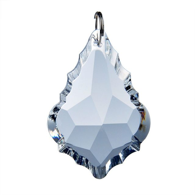 Online shop 5pcslot 50mm baroque maple leaf suncatcher clear 5pcslot 50mm baroque maple leaf suncatcher clear crystal chandelier part pendant glass lamp prisms parts hanging pendants decor aloadofball Gallery