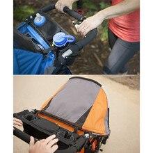 Vogvigo Travel Baby Feeding Bag Case Universal Stroller Insulation Bag Organizer Storage Pouch Toiletry Milk Bottle Holder