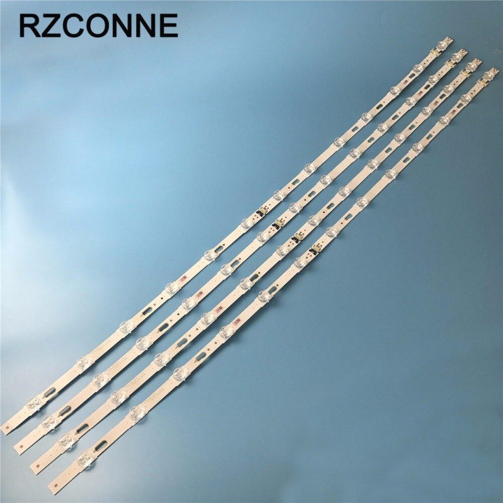 12pcs Backlight Lamp strip For Samsung S KU6K 50 FL30 R L LBN96 39657A BN96 39658A