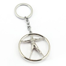 New Arrival Westworld Robot Model Keychains 3 Colors