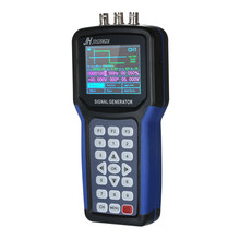 "LCD Display Handheld 2 Channel Digital Signal Generator Portable Frequency Function Meter Generator 30MHz Output 2CH 3.2"" TFT(China)"