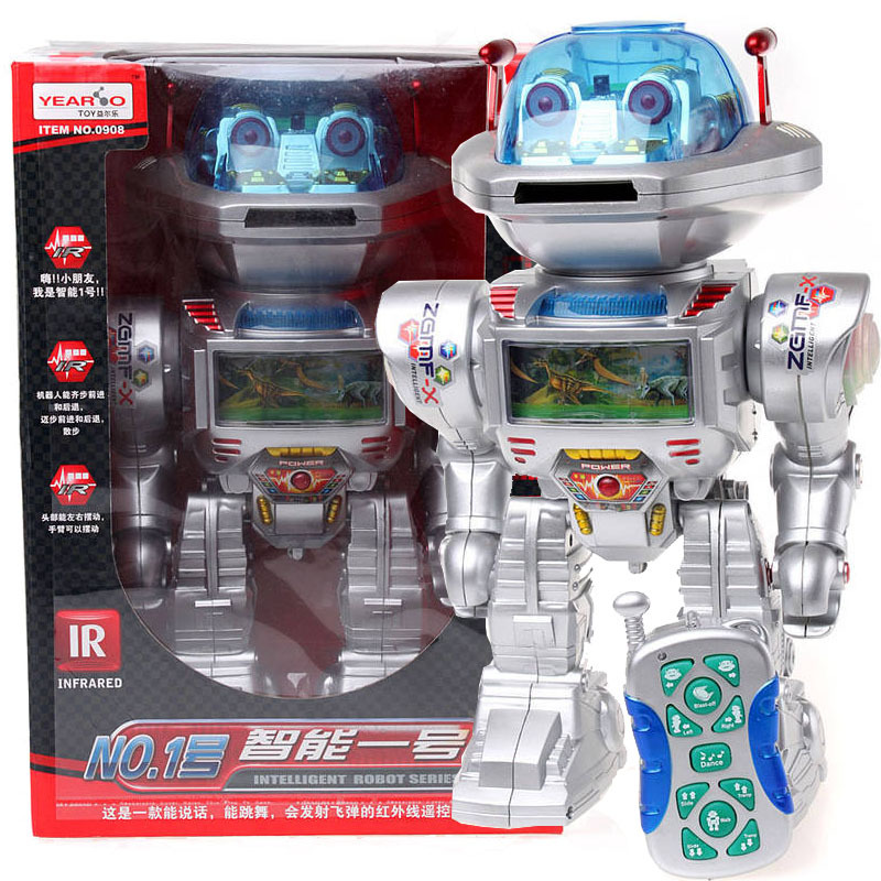 Yearo Toy Remote Control Robot 3 6 8 Year Old Boys Toys