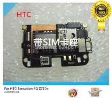 Original Motherboard For HTC Sensation 4G Android Z710E Mainboard Board Free Shipping