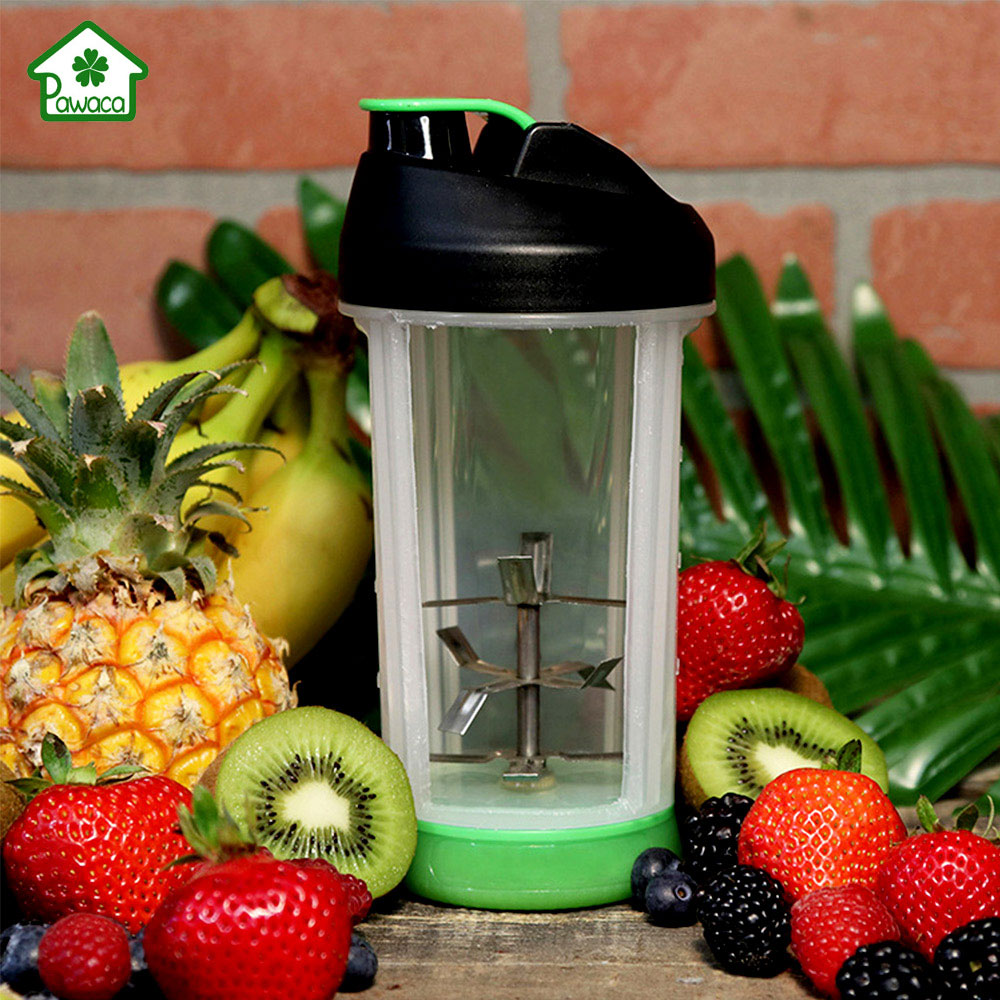 New 450ml Manually Juicers Roller Bottle Bottom Handheld Scroll Juice Maker Cup Blender Kitchen Portable juice Extractor Machine cup