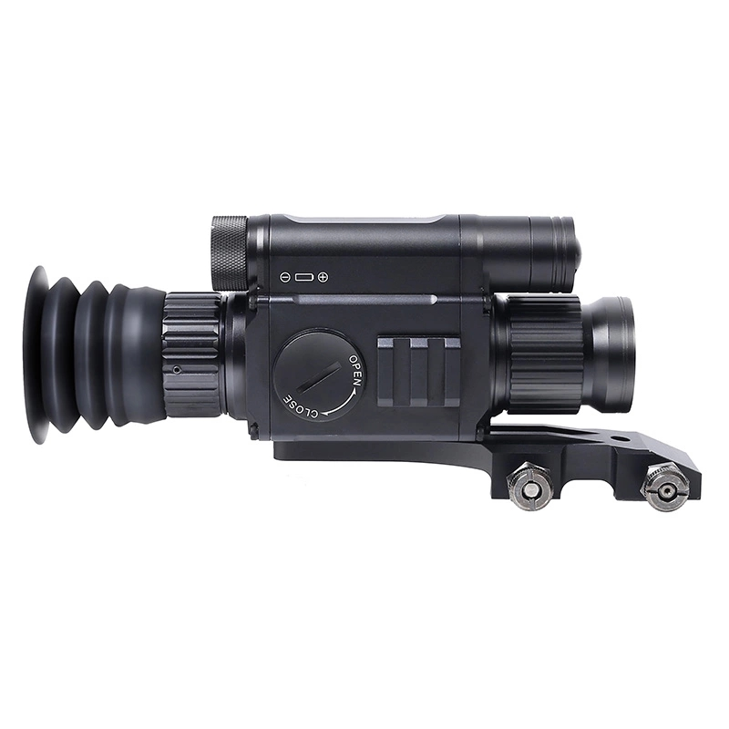 Image 5 - Drop Shipping PARD NV008 digital Night vision Monocular Camera 200M Riflescope Built in IR Red Laser Sight For hunting-in Night Visions from Sports & Entertainment