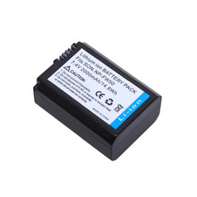 7.4V 2000mAh NP-FW50 NP FW50 NPFW50 digital camera Battery for Sony Alpha A33 NEX-C3 NEX-5 NEX-7 SLT-A55 , for sony accessories