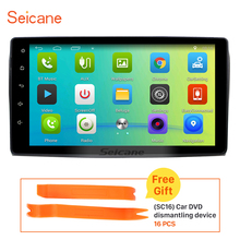 Seicane 9 inch Android 6.0 Car Radio Stereo for 2004-2009 Mazda 3 GPS Navigation Support 3G WIFI Rearview Camera OBD2 Digital TV