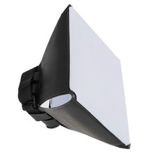 Camera Photo Universal Foldable Soft Box Flash Diffuser Softbox for Canon 580EX 550Ex  540EZ 430EZ 420EZ  430EX 420EX