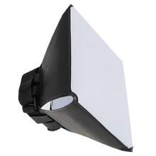 Фотоаппарат Универсальный складной софтбокс рассеиватель Softbox для Canon 580EX 550Ex 540EZ 430EZ 420EZ 430EX 420EX
