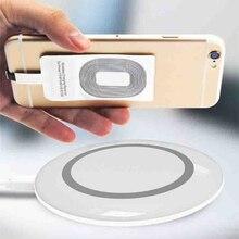 Горячее Qi Беспроводное зарядное устройство зажимное универсальное беспроводное автомобильное зарядное устройство для iphone type-C держатель телефона на вентиляции модуль приемника