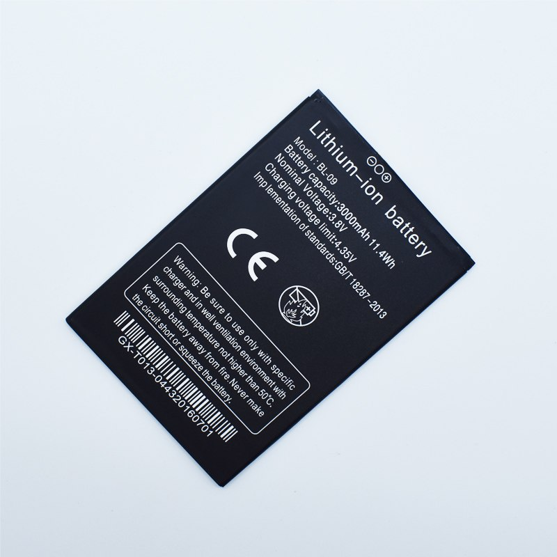 Hekiy 100% New THL <font><b>T9</b></font> Pro <font><b>Battery</b></font> 3000mAh <font><b>Battery</b></font> <font><b>BL</b></font>-09 for THL <font><b>T9</b></font> Pro Smartphone Replacement Mobile Phones image