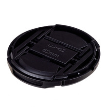 NEW ARRIVAL 50 pcs 62mm Snap-on Front Lens Cap Cover for Camera Sigma Lens free shipping