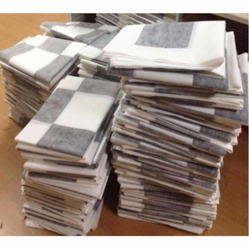 Нетканые ткани калибровки ткань специально для 360 градусов объемного вида птицы системы отладочная одежда 4 шт./компл. нетканые DCAC01