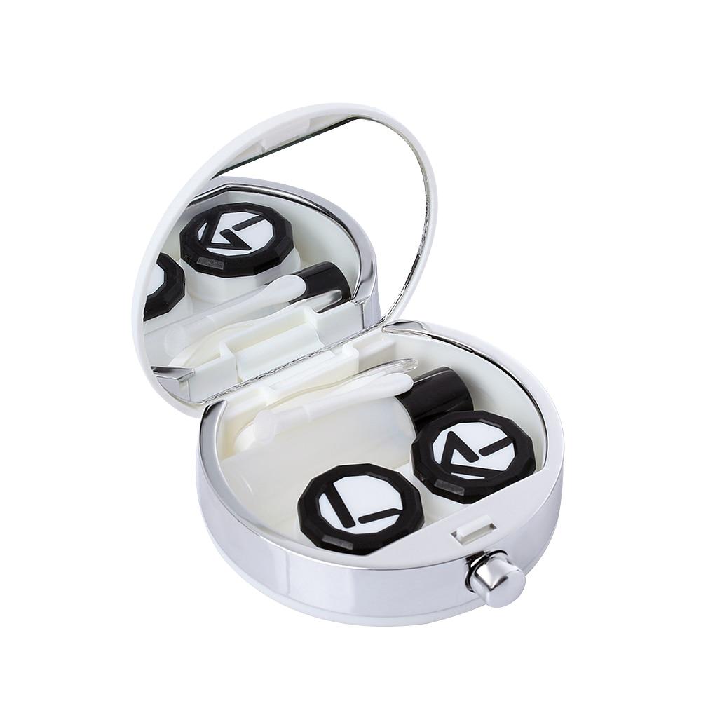 1 StÜck Mode Parfüm Flaschen Kontaktlinsen Fall Für Brillen Zubehör Kontaktlinsen Brillen Box Koffer Liebhaber Geschenk