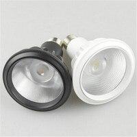 Free Shipping Dimmable COB Led Bulb Par38 Par30 Par20 20W 15W 10W E27 Warm White