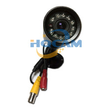 Mini Bullet Camera Mini Bullet Outdoor Invisible 10pcs IR 940NM Night Vision CCTV Camera Sony 700TVL Mini IR Bullet Waterproof