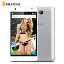Оригинал ZOPO С2 MTK6580 Quad Core Android 6.0 Мобильный Телефон 5.0 Дюймов Сотовый Телефон 1 Г RAM 8 Г ROM 3 Г Разблокировать смартфон