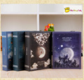 """Like A Dream"" Diary with Lock Notebook Cute Functional Planner Lock Book Dairy Agenda Journal Memo Kids Gift Box Package"
