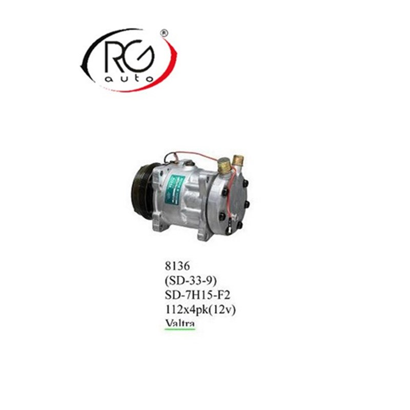 Good performance Auto A/C Compressor for Valtra 7H15-in A