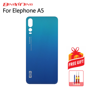 Image 3 - BingYeNing New Original Elephone A5 battery case Protective Battery Case Back Cover For 6.18 inch Elephone A5 Phone