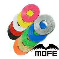 Mofe Car 5pcs Lot 8m Roll Car Rim Wheel Hub Sticker Protector Universal Car Covers Auto