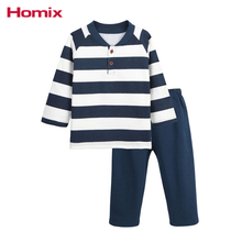 Baby Boys Pajamas Winter Clothing Set