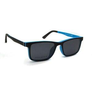 Image 5 - SORBERN ילדים אור משקל Ultem משקפיים אופנה מגנטי קליפ על משקפי שמש מקוטב עדשה ילדי כיכר משקפיים משקפיים