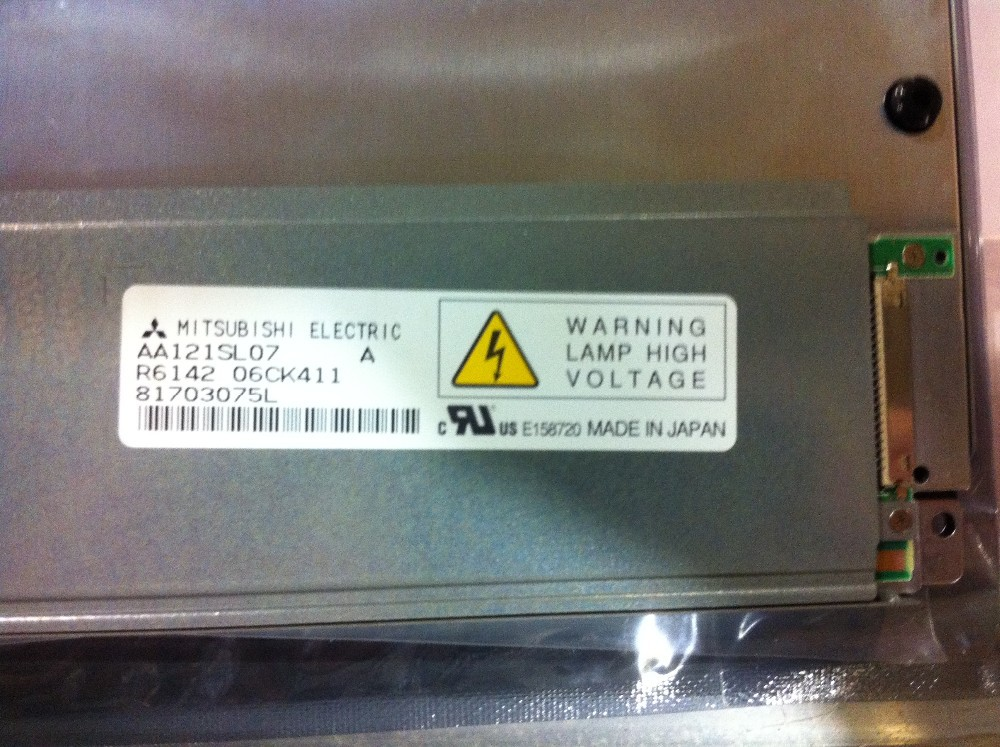 AA121SL07 800*600 12.1 INCH Industrial LCD, new& A+ Grade in stock, tested before shipmentAA121SL07 800*600 12.1 INCH Industrial LCD, new& A+ Grade in stock, tested before shipment