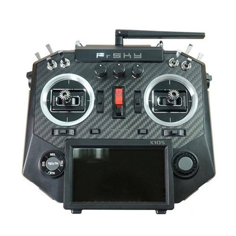 Update versie Frsky Uur x10s 2.4G 16CH Zender TX ingebouwde iXJT + module voor FPV luchtfotografie RC helicopter drone frsky horus x10 transmitters built in ixjt module 2 4g 16ch remote control for rc helicopter drone uav airplane
