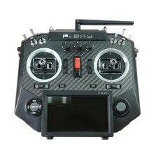 Update versie Uur x10s Frsky 2.4G 16CH Zender ingebouwde iXJT + modul TX voor luchtfotografie FPV RC helicopter drone