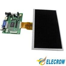 Elecrow Raspberry Pi 3 Display 7 Inch TFT LCD Module 800×480 HDMI Interface TFT Display for Raspberry Pi B+ Pcduino Banana Pi