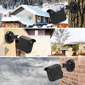Image 5 - Wyze كاميرا جدار جبل قوس مع الغطاء الواقي للاستخدام في الأماكن المغلقة في الهواء الطلق ل شاومي CCTV Mijia Xiaofang كاميرا و Wyze كام 1080p