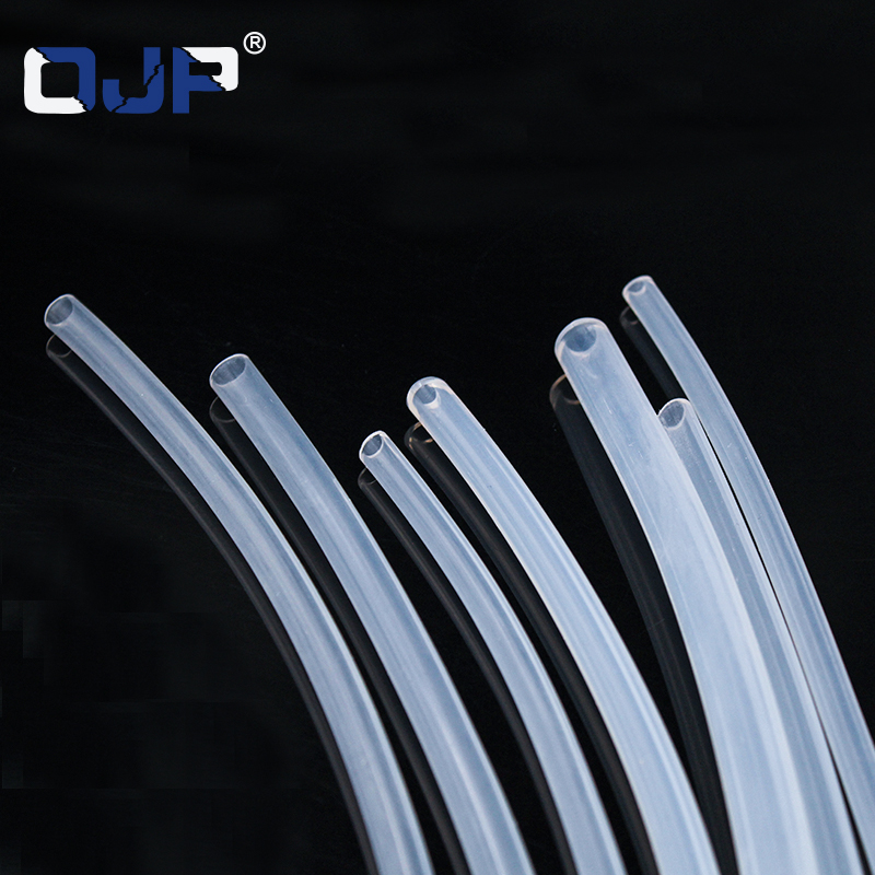 1M and 3M Free shipping transparent VMQ Food Grade silicone tube antifreeze hose Drinking water pipe ID6 7 8 10 12 14 16 19 25mm in Plumbing Hoses from Home Improvement