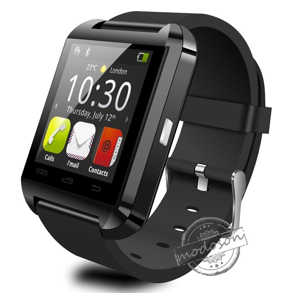 Bluetooth Smart Watch U8 smartwatch clock hours for ...
