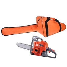 """12""""/14""""/16"""" Chainsaw Carrying Bag Case Oxford Fabric Protective Holdall Storage"""