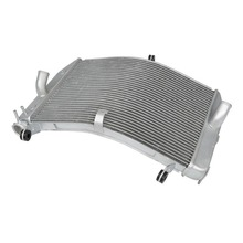 Motorcycle Aluminum Engine Radiator Cooling For Suzuki GSR750 GSX-S1000 GSX-S1000F 2016