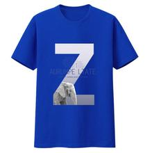 Męska z krótkim rękawem T płaskie 2009 modne luźne T pół rękaw wszystko bawełna okrągły  kołnierz Chao męskie Trendy dół koszule