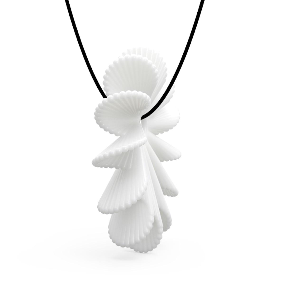 Tooarts Tomfeel Bijuterii imprimate 3D Înflorit Floare Modelare - Decoratiune interioara - Fotografie 3