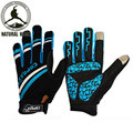 NaturalHome Bicycle Racing Sport Breathable Mtb Bike Gloves Full Finger Men Cycling Gloves Luvas Para Ciclismo Guantes
