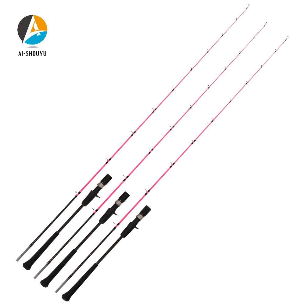 Vara de Pesca de Alto 2.7/3.0/3.6/3.9/4.5/4.8/ 5.4 m Taiwan Qualidade