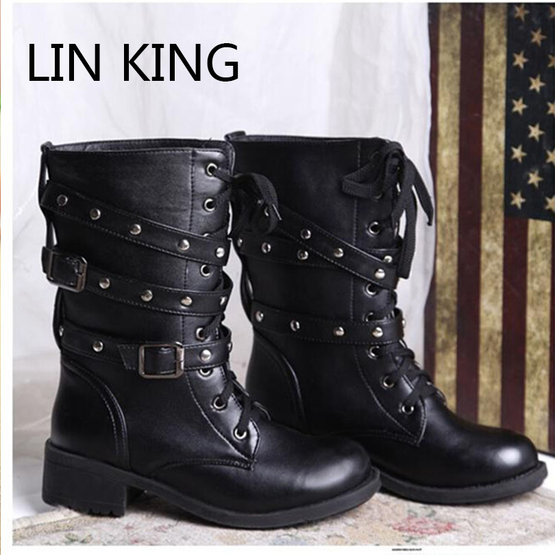 Compare Prices on Female Combat Boots- Online Shopping/Buy Low ...