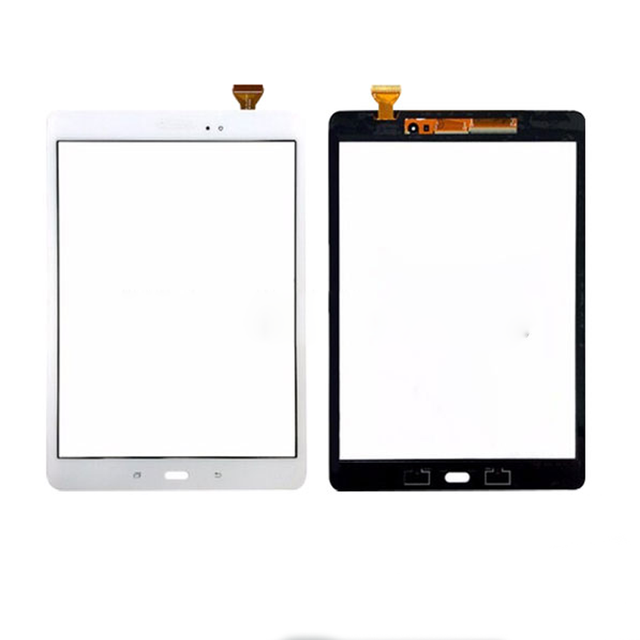 High quality LCD Touch Screen glass Digitizer flex cable For Samsung Galaxy Tab A 9.7 SM-T550 T550 T551 T555 9.7""