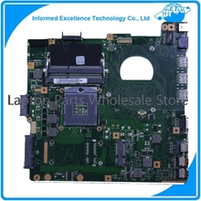 Free shipping For ASUS A34A Latop Motherboard Mainboard 100%tested&fully work