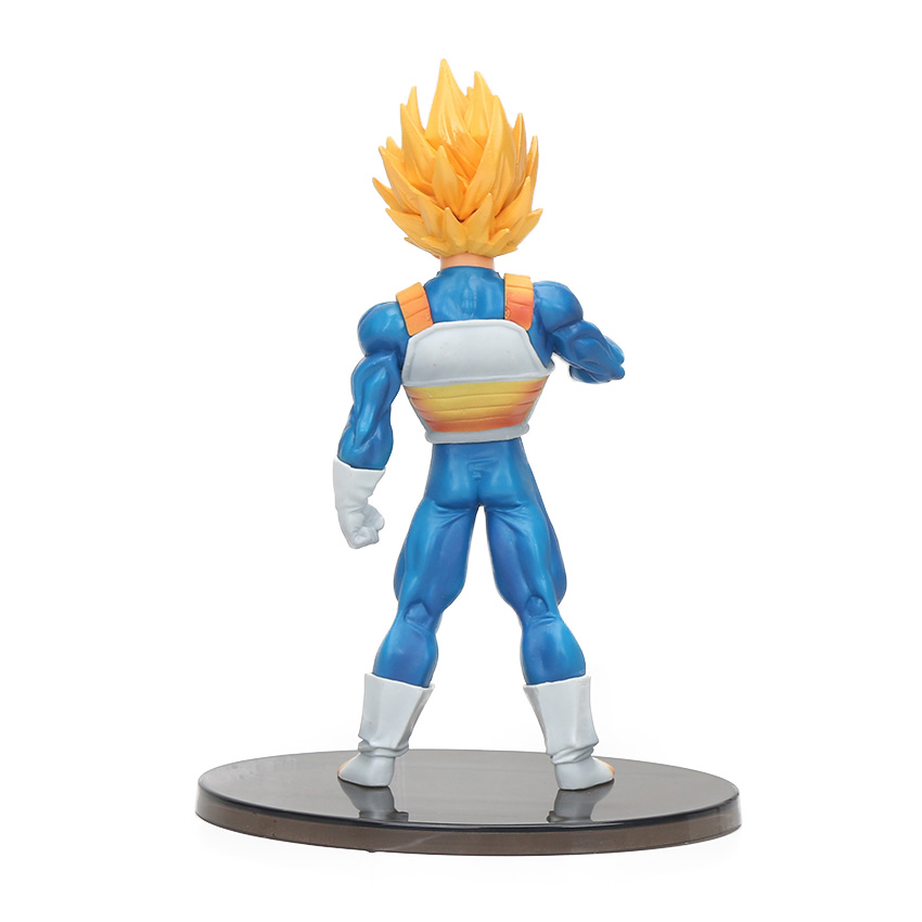 Dragon Ball Z GT Action Sculpture Figures – Super Saiyan Vegeta Big Budoukai | 20cm