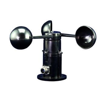 Wind Speed Sensor Anemometer  0-5V voltage 3 cup 485 output Transmitter