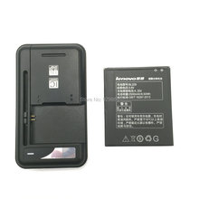1PCS Universal battery Charger + 1PCS BL229 battery 2500mAh High quality for Lenovo A8 A806 A808t  mobile Phone