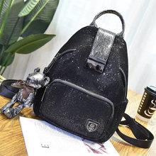 2019 Fashion Women Backpack High Quality Youth Leather Backpacks for Teenage Girls Female School Shoulder Bag Bagpack mochila цены онлайн