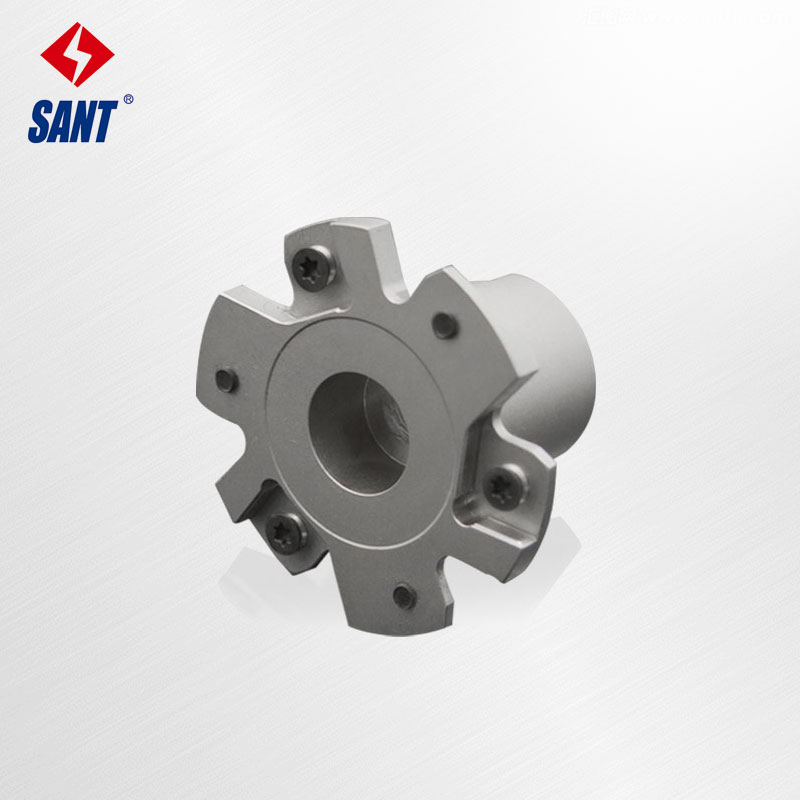 Indexable milling cutter Match insert XSEQ12T3 Side and face milling cutter disc PT02Indexable milling cutter Match insert XSEQ12T3 Side and face milling cutter disc PT02